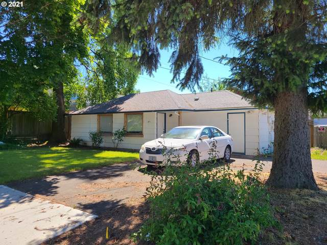 875 SE 13TH Ave, Hillsboro, OR 97123 (MLS #21537712) :: Next Home Realty Connection