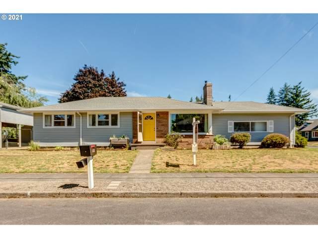 11925 SE Main St, Portland, OR 97216 (MLS #21539868) :: Brantley Christianson Real Estate