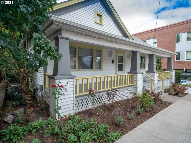 2721 SW 1ST Ave, Portland, OR 97201 (MLS #21563476) :: Gustavo Group