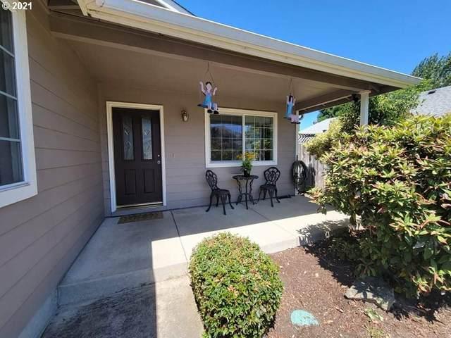 593 Cottonwood Pl, Eugene, OR 97404 (MLS #21570702) :: Beach Loop Realty