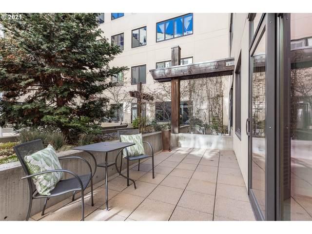 1420 NW Lovejoy St #332, Portland, OR 97209 (MLS #21570919) :: Premiere Property Group LLC