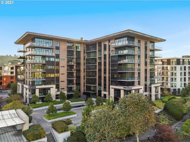 1830 NW Riverscape St #705, Portland, OR 97209 (MLS #21588581) :: Beach Loop Realty