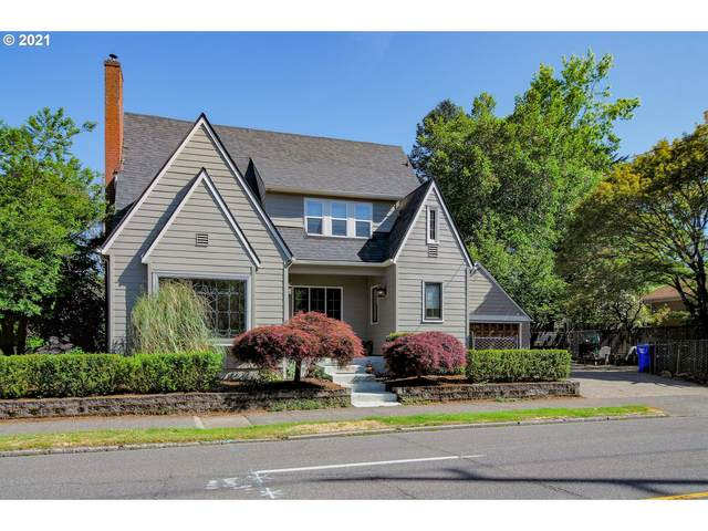 5545 NE Halsey St, Portland, OR 97213 (MLS #21591825) :: Townsend Jarvis Group Real Estate