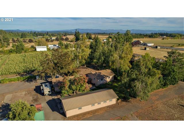 10107 S Kraxberger Rd, Canby, OR 97013 (MLS #21624398) :: Fox Real Estate Group