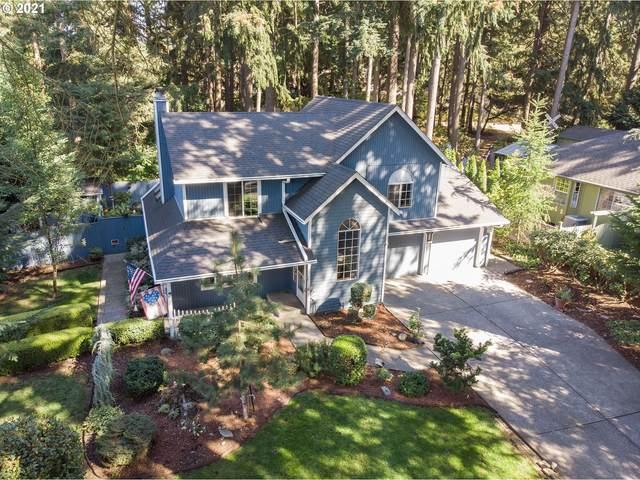 4809 NE 141ST Ave, Vancouver, WA 98682 (MLS #21627043) :: McKillion Real Estate Group