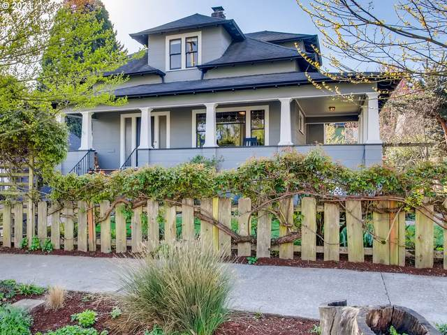 1018 NE Madrona St, Portland, OR 97211 (MLS #21637307) :: RE/MAX Integrity