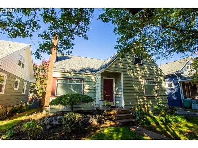 1599 N Skidmore St, Portland, OR 97217 (MLS #21641874) :: The Haas Real Estate Team