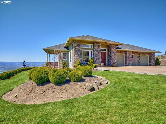 284 Shirley Gordon Rd, Kalama, WA 98625 (MLS #21650724) :: Premiere Property Group LLC