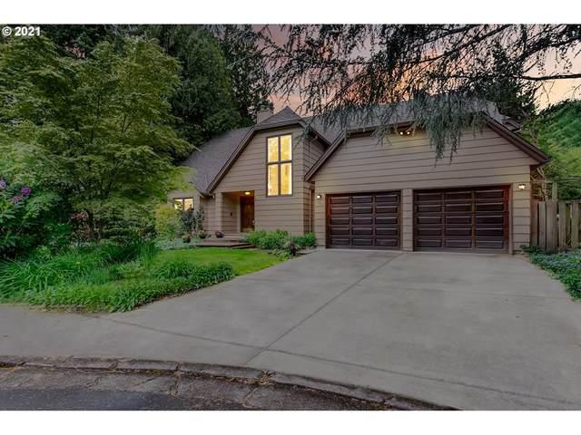 2640 SW Oakwood Ct, Beaverton, OR 97003 (MLS #21662790) :: Song Real Estate