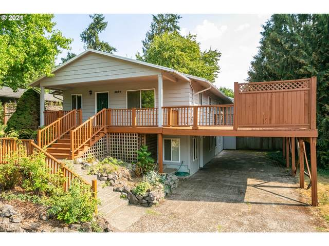 5830 SW Florida St, Portland, OR 97219 (MLS #21671018) :: Real Tour Property Group