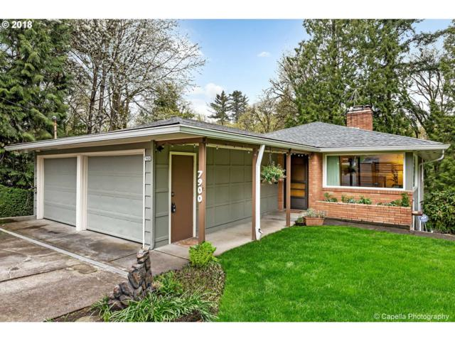 7900 SW Crestline Dr, Portland, OR 97219 (MLS #18053258) :: The Dale Chumbley Group