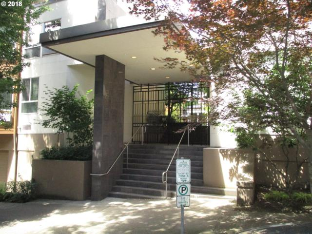 1535 SW Clay St #212, Portland, OR 97201 (MLS #18128466) :: Hatch Homes Group