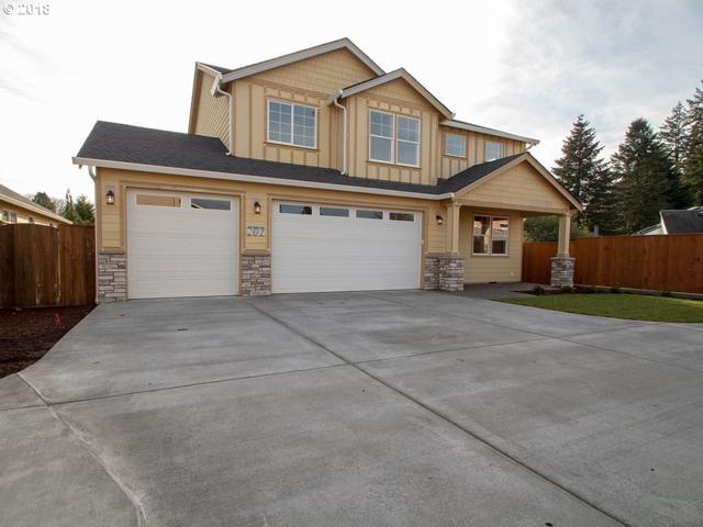 201 NE 110TH St, Vancouver, WA 98685 (MLS #18184577) :: Cano Real Estate