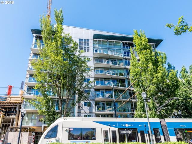 533 NE Holladay St #805, Portland, OR 97232 (MLS #18440813) :: Cano Real Estate