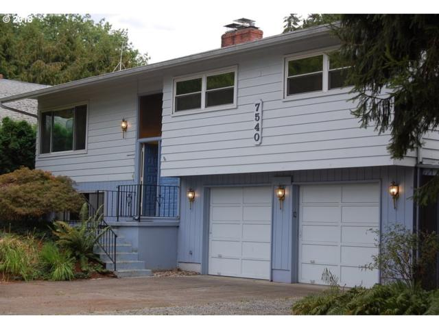 7540 SW Crestview St, Tigard, OR 97223 (MLS #18458679) :: Cano Real Estate