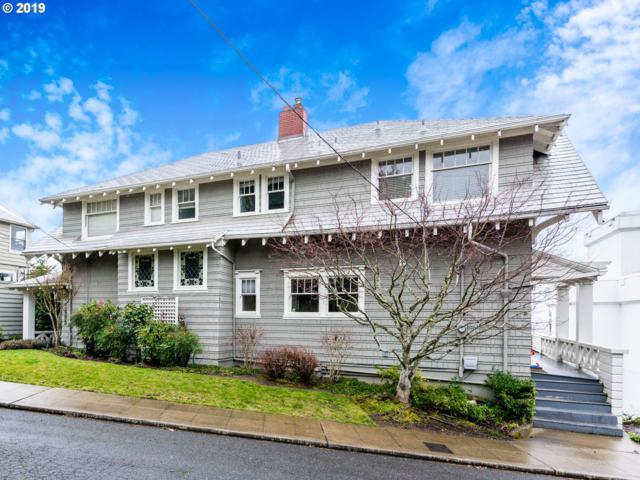 1465 SW Cardinell Dr, Portland, OR 97201 (MLS #19284298) :: The Galand Haas Real Estate Team