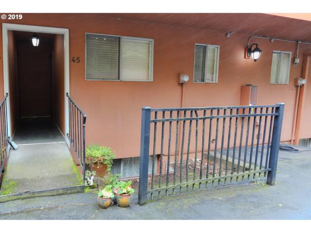 859 SW Broadway Dr #45, Portland, OR 97201 (MLS #19292789) :: Matin Real Estate Group