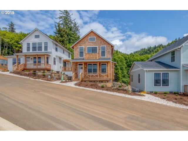720 NE Lillian Ln Lot 5, Depoe Bay, OR 97341 (MLS #19332917) :: Gustavo Group