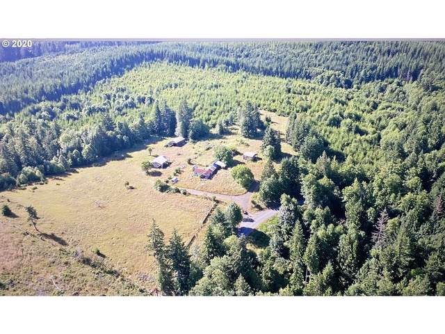 27388 Chapman Grange Rd, Scappoose, OR 97056 (MLS #19424980) :: Premiere Property Group LLC