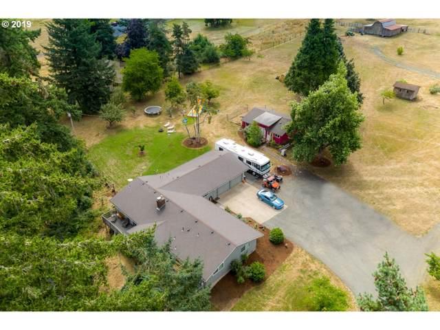 39816 Place Rd, Fall Creek, OR 97438 (MLS #19522923) :: Team Zebrowski