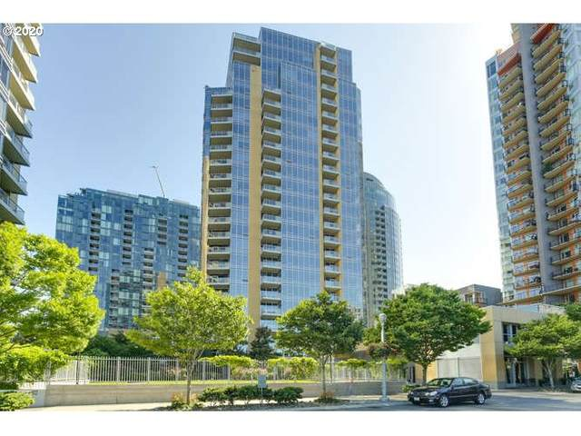 3570 SW River Pkwy #1709, Portland, OR 97239 (MLS #20059746) :: The Liu Group