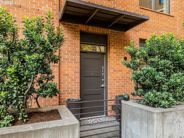 2351 NW Westover Rd #312, Portland, OR 97210 (MLS #20089115) :: Gustavo Group