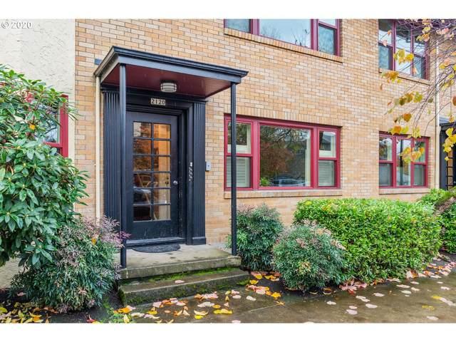 2120 NE Halsey St #30, Portland, OR 97232 (MLS #20106786) :: The Haas Real Estate Team