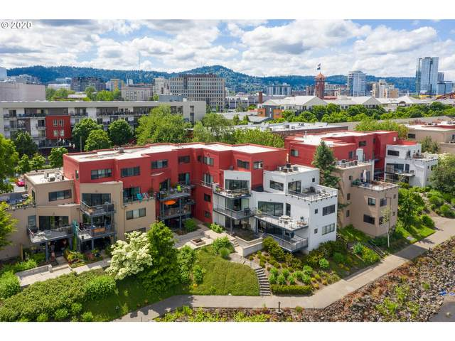 710 NW Naito Pkwy C 11, Portland, OR 97209 (MLS #20116773) :: Song Real Estate