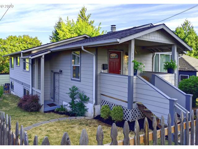 2881 SE 48TH Ave, Portland, OR 97206 (MLS #20117251) :: The Galand Haas Real Estate Team