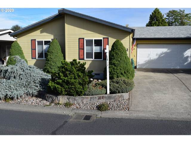 16500 SE 1ST St #22, Vancouver, WA 98684 (MLS #20169680) :: Premiere Property Group LLC