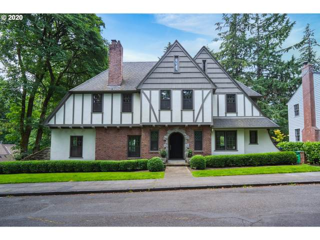 2700 SW Talbot Rd, Portland, OR 97201 (MLS #20299603) :: The Liu Group