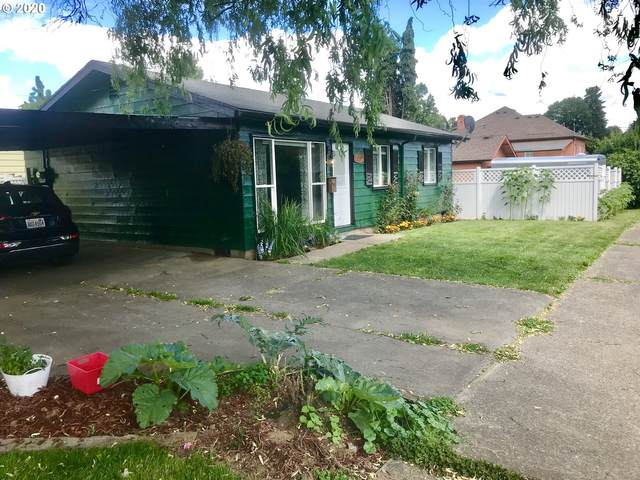 7931 N Hendricks St, Portland, OR 97203 (MLS #20308329) :: Holdhusen Real Estate Group