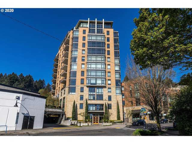 2351 NW Westover Rd #307, Portland, OR 97210 (MLS #20347328) :: Beach Loop Realty