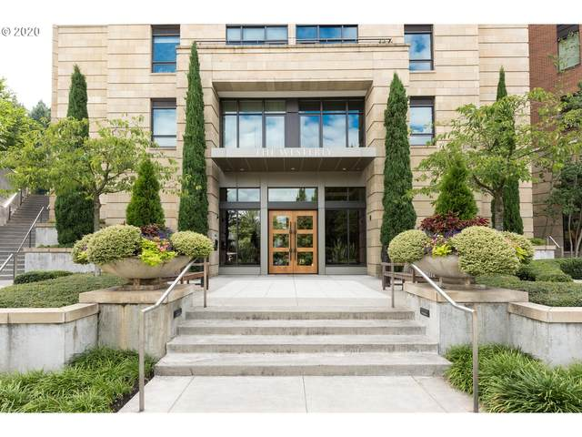 2351 NW Westover Rd #601, Portland, OR 97210 (MLS #20425633) :: Gustavo Group