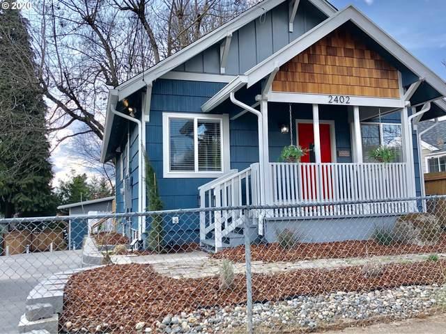 2402 Kauffman Ave, Vancouver, WA 98660 (MLS #20452610) :: Premiere Property Group LLC