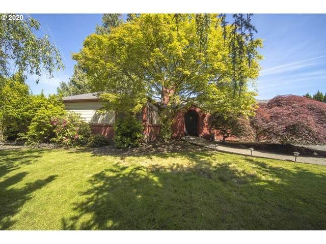 8645 SW Birchwood Rd, Portland, OR 97225 (MLS #20529196) :: Gustavo Group