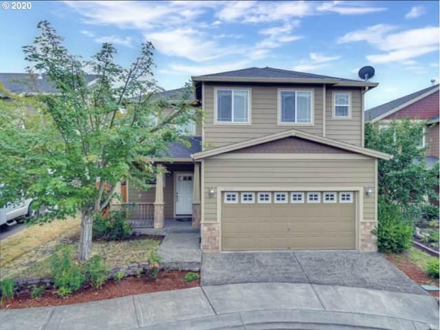 17178 NW Gables Creek Ln, Beaverton, OR 97006 (MLS #20532732) :: Fox Real Estate Group