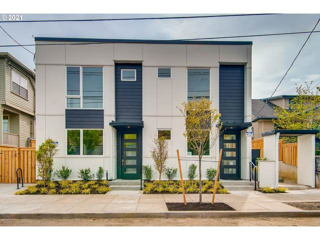 8106 N Jersey St #1, Portland, OR 97203 (MLS #20596490) :: Holdhusen Real Estate Group