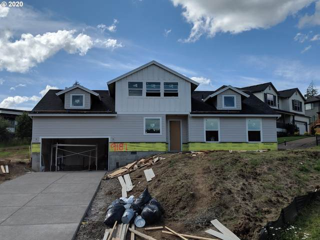 9181 SE Spyglass Dr, Happy Valley, OR 97086 (MLS #20646310) :: Next Home Realty Connection