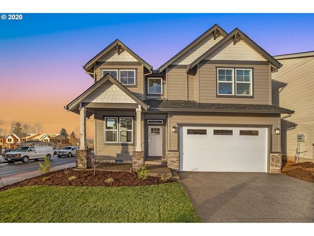 11769 SE Golden Eagle Ln #26, Happy Valley, OR 97086 (MLS #20659694) :: Townsend Jarvis Group Real Estate