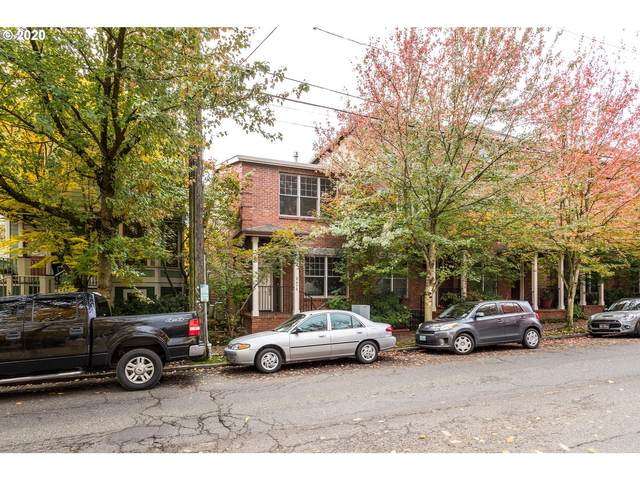 2470 NW Thurman St, Portland, OR 97210 (MLS #20661544) :: Holdhusen Real Estate Group
