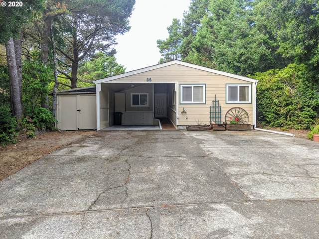 1600 Rhododendron Dr #38, Florence, OR 97439 (MLS #20665375) :: Change Realty