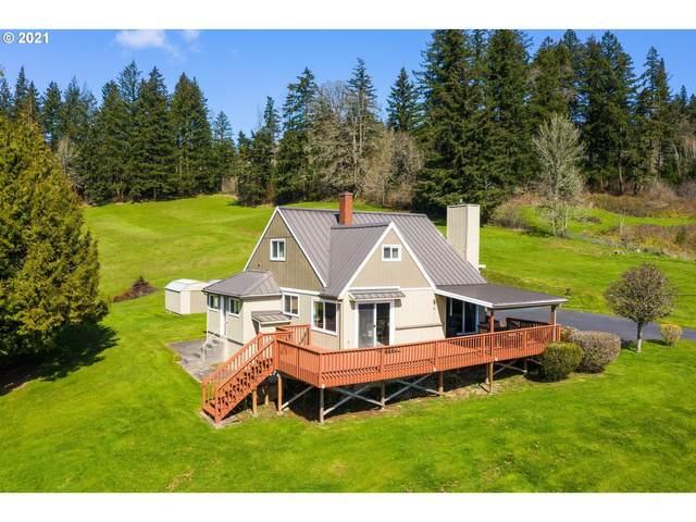 14345 NW Germantown Rd, Portland, OR 97231 (MLS #21059016) :: Holdhusen Real Estate Group