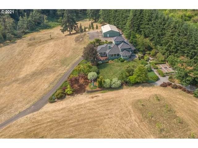 25867 SW Baker Rd, Sherwood, OR 97140 (MLS #21079604) :: Fox Real Estate Group