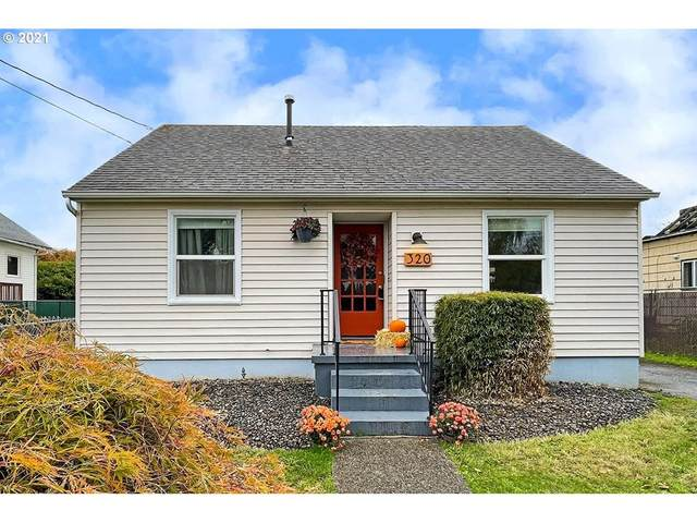 320 Harrison St, Fairview, OR 97024 (MLS #21079797) :: Windermere Crest Realty