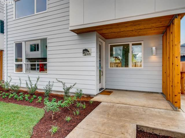 6624 SE 62ND Ave, Portland, OR 97206 (MLS #21093321) :: Next Home Realty Connection