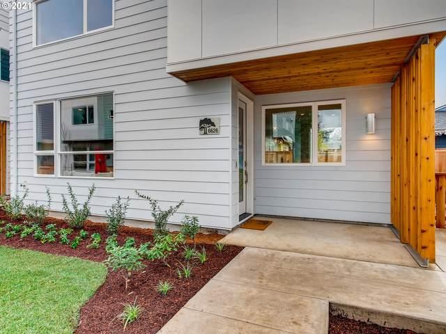 6624 SE 62ND Ave, Portland, OR 97206 (MLS #21093321) :: Premiere Property Group LLC