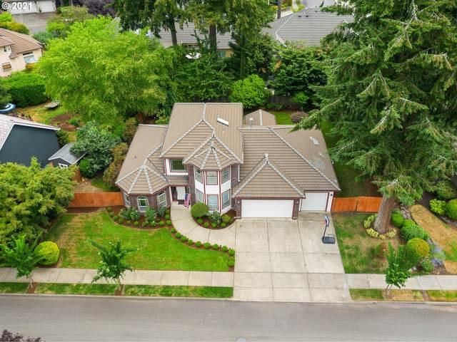 1301 NE 146TH Ave, Vancouver, WA 98684 (MLS #21114409) :: McKillion Real Estate Group