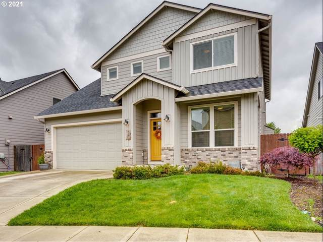 10512 NE 108TH Ct, Vancouver, WA 98662 (MLS #21138080) :: Fox Real Estate Group