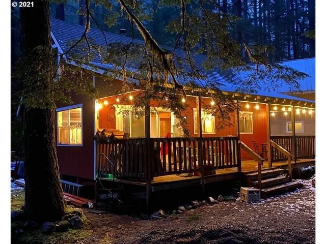 Cabin 141 Northwoods, Cougar, WA 98616 (MLS #21139836) :: Beach Loop Realty